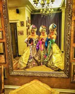 Венецианские костюмы